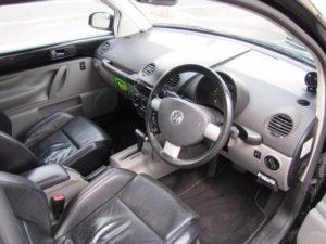 VW ニュービートル 後期型ターボ