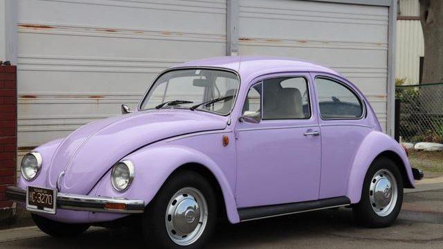 フォルクスワーゲン VW ビートル 1600デラックス