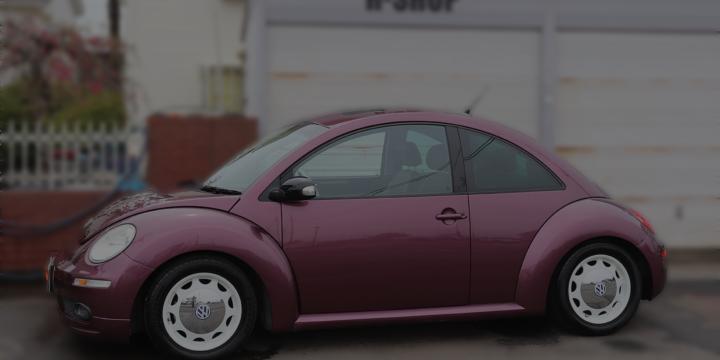 ニュービートルと欧州車のプロショップR-SHOP